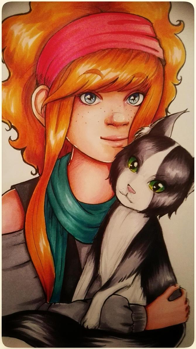 Katzenjammer  by MondZirkus