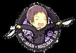 Bakuman - Niizuma Eiji chibi