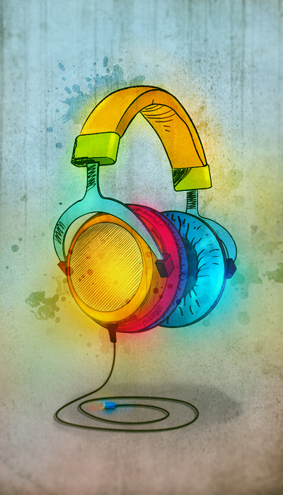 HEADPHONES by fanke
