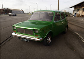 Fiat 127 by bonsaipower