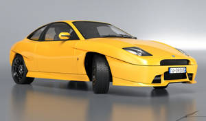 Fiat Coupe turbo volume2 by bonsaipower