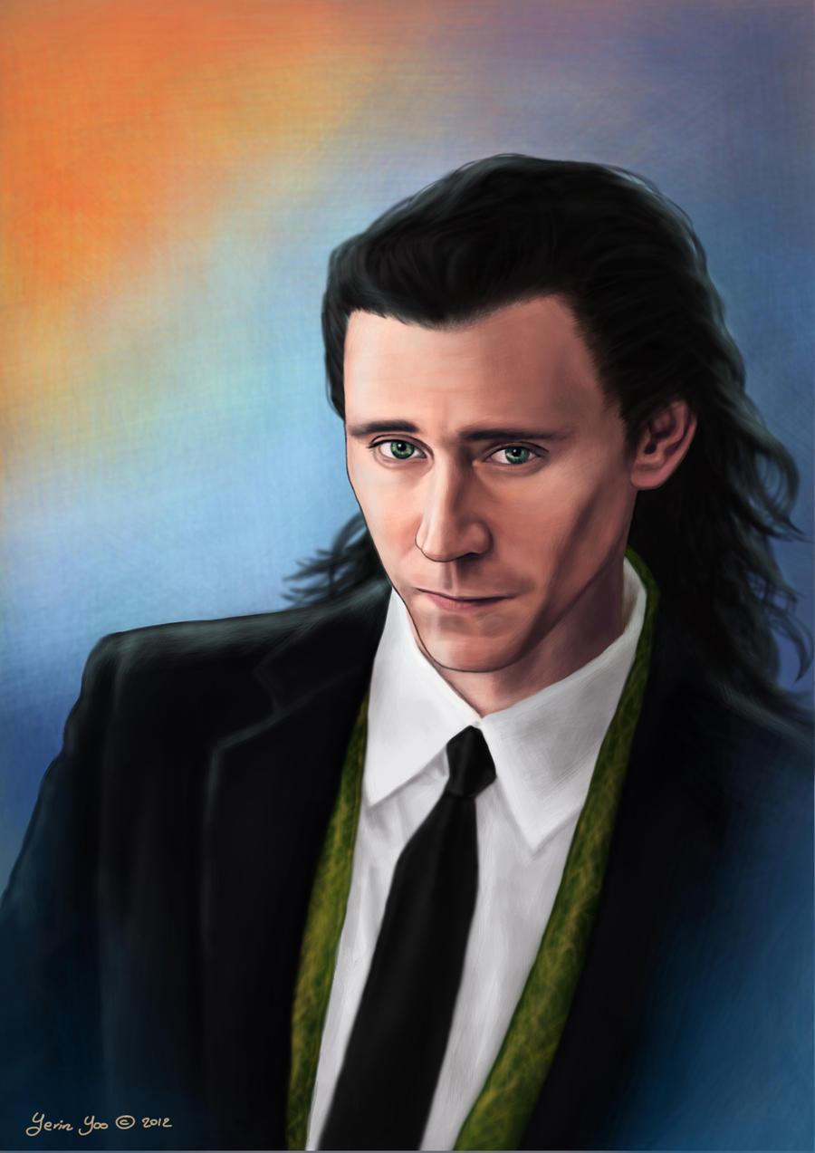 Loki Laufeyson by slugette