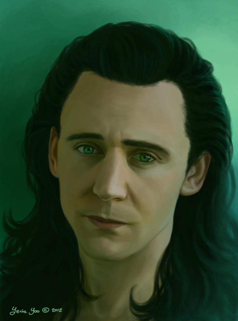 Loki by slugette