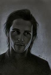 Christian Bale by slugette