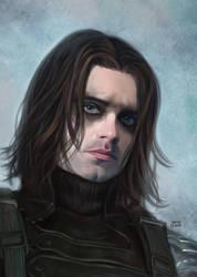Winter Soldier by slugette
