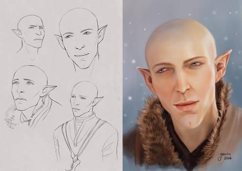 Solas Sketches