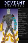 Deviant Universe- Deadboy