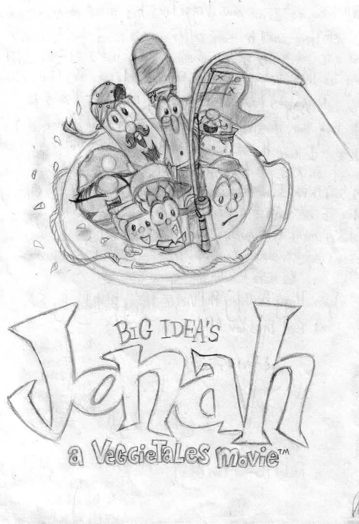 jonah floaty by rachelherrick by veggietales on deviantart