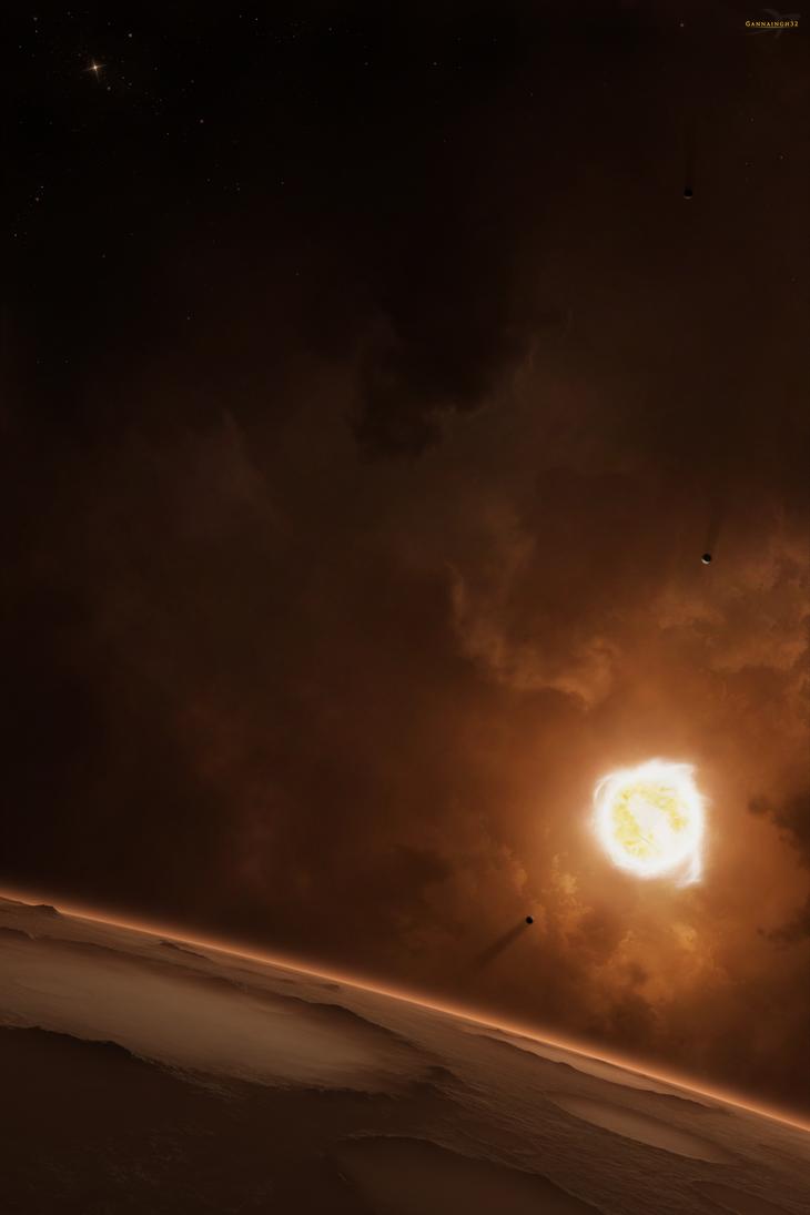 Starfire by Gannaingh32