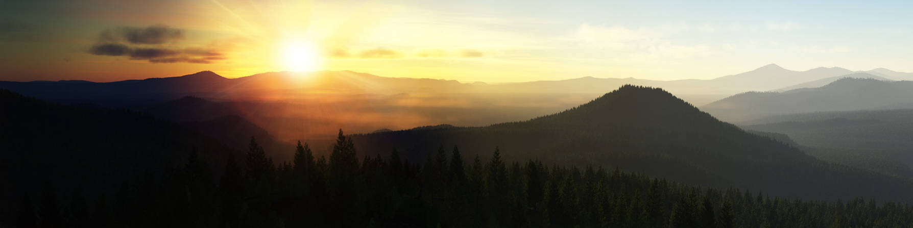 Time-lapse Panorama