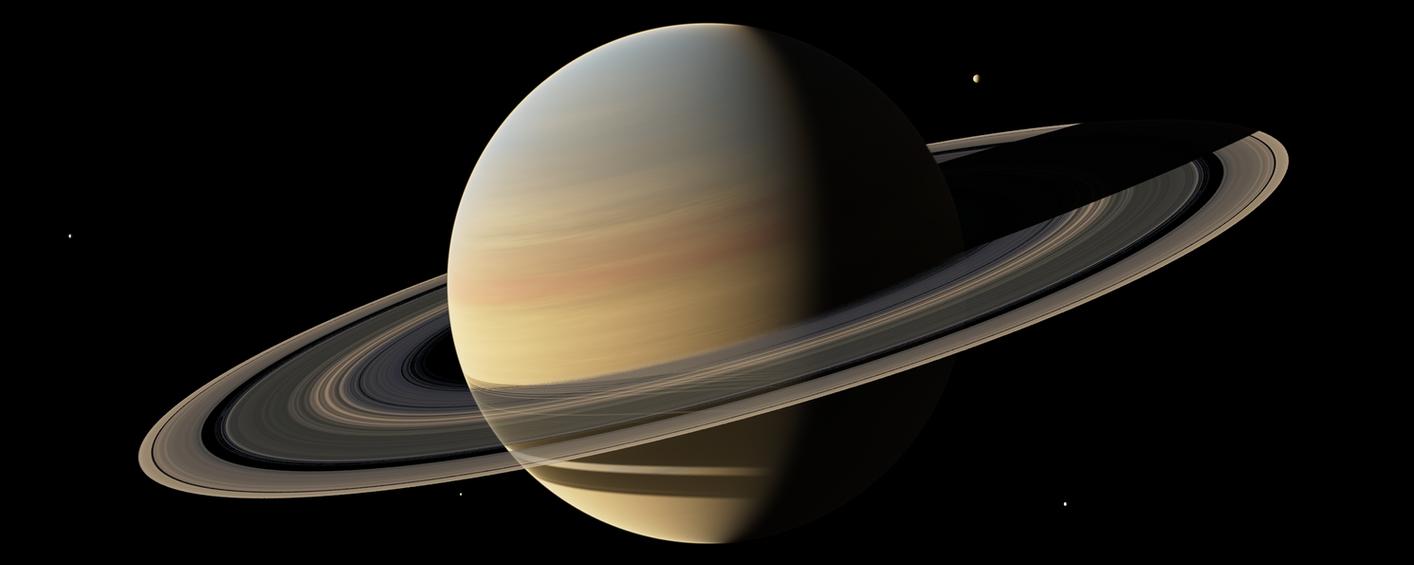 Saturn by Gannaingh32