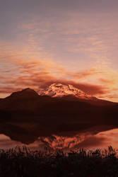Lake Morning by Gannaingh32