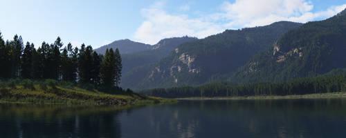 Cascades Lake by Gannaingh32