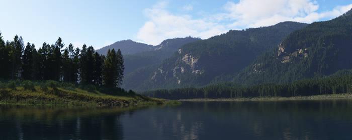 Cascades Lake