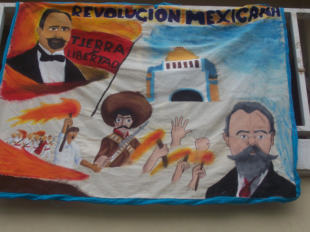 :COLLAB: Mexican Revolution by Meiri-Dream