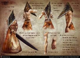 Cuddle Me Pyramid Head