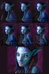 Avatar Making Of