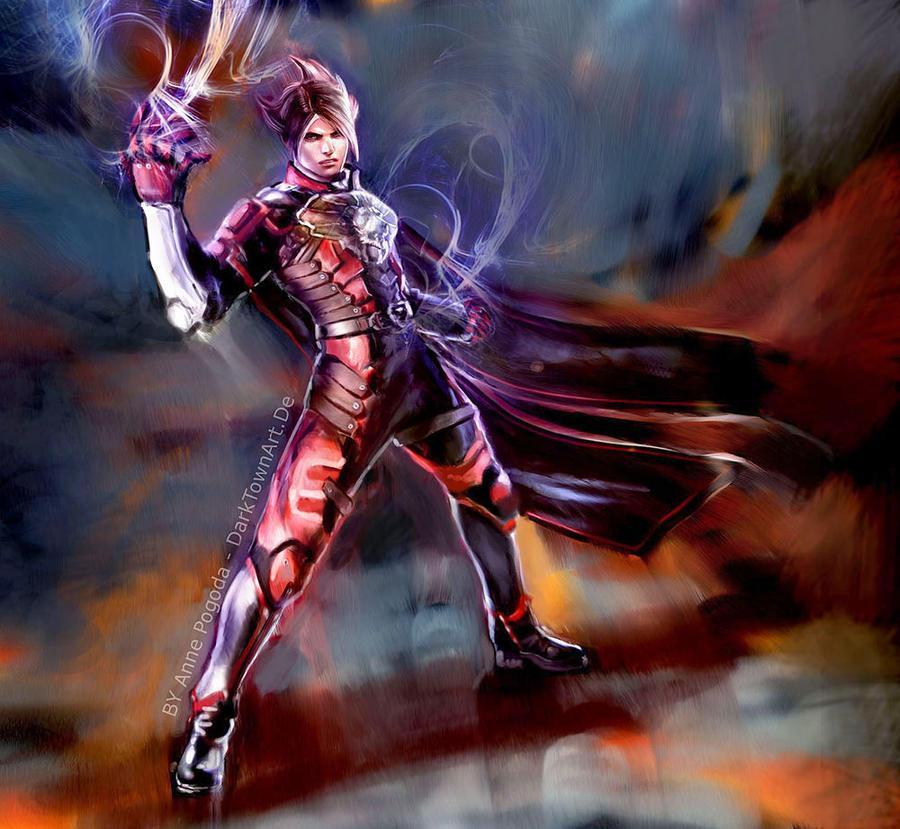 Tekken 6 Lars Wallpaper By ZombieSandwich