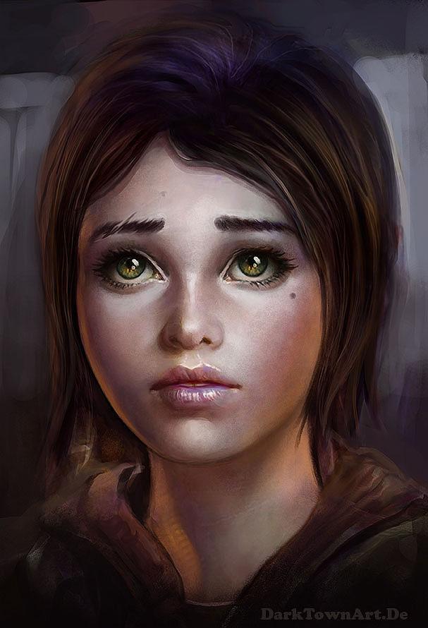 Ellie - The Last Of Us by ZombieSandwich