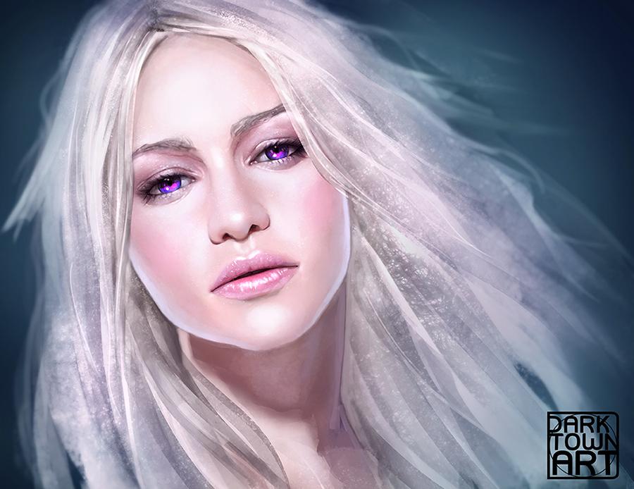 Daenerys Targaryen (Study) With Videos by ZombieSandwich
