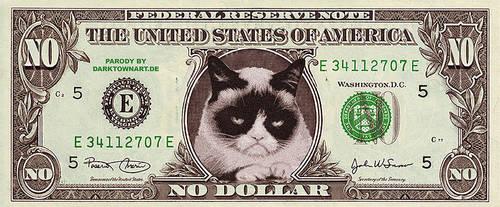 NO Dollar for you, Facebook!