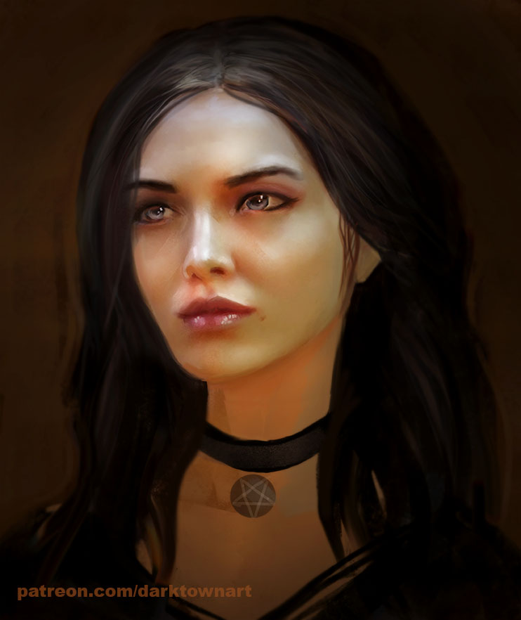 Yennefer by ZombieSandwich