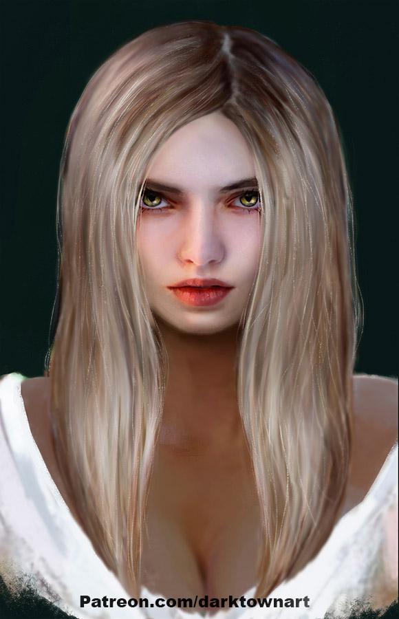 Blonde Hair Tutorial by ZombieSandwich