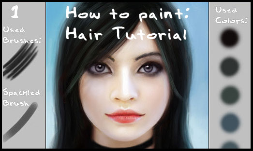 Skin Tone Video Tutorial Pack Promo By Sakimichan On – Desenhos Para