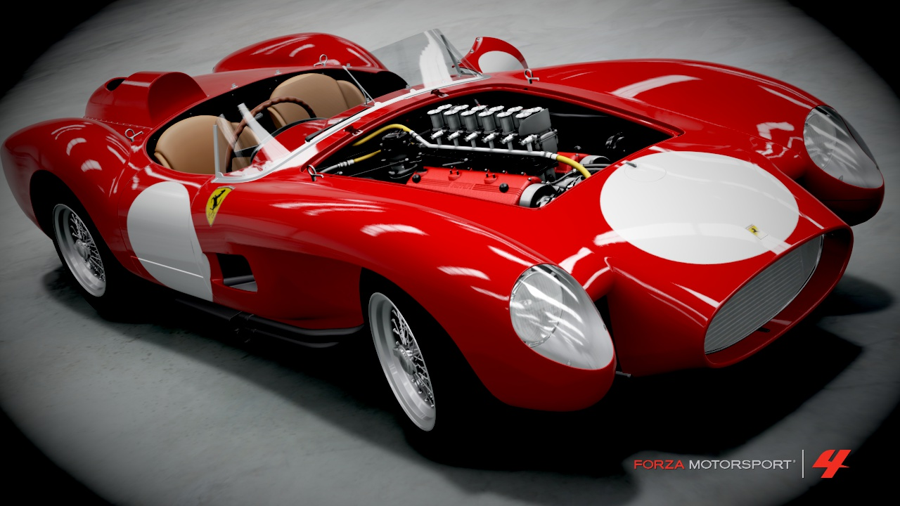 Ferrari 250 Testa Rossa by chaosteory on DeviantArt