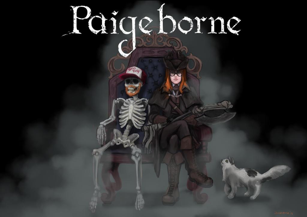 Paigeborne by JOSEPHSK