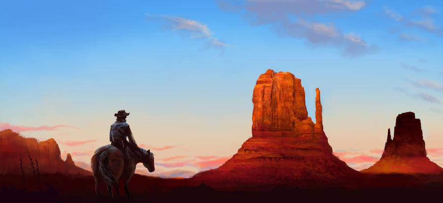 Wild Wild West by Josh...