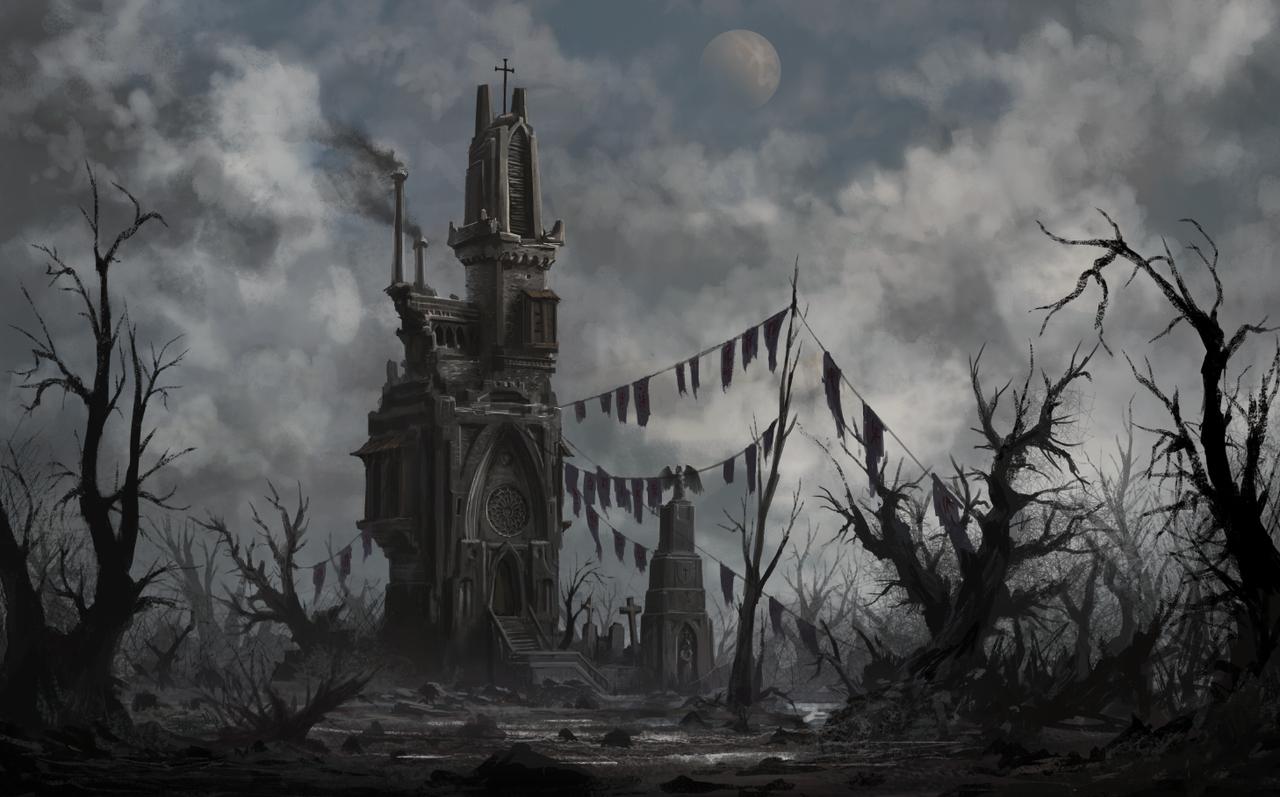 Lost Hideout by JoshEiten