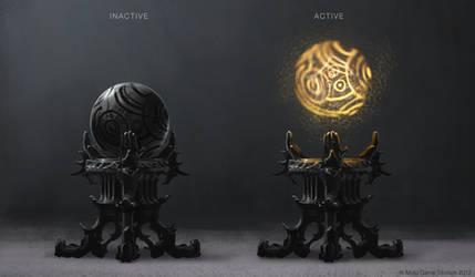 Soulfire Stone by JoshEiten