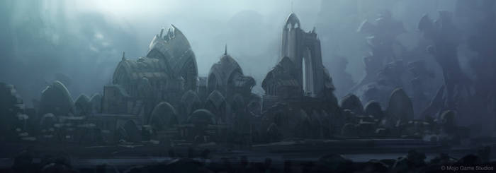 Ruins of the Swamp City