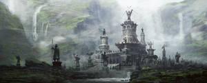 Sanctum of Heroes by JoshEiten
