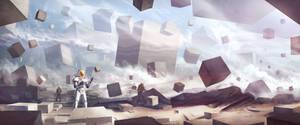 Cube-Planet