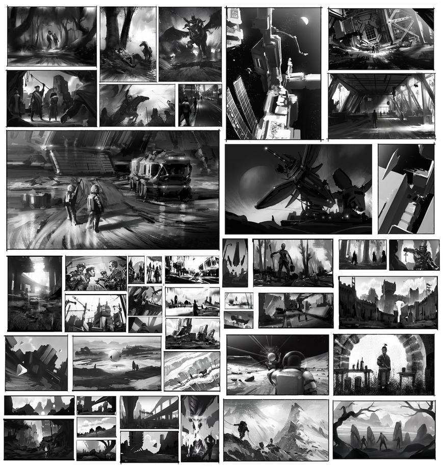 Thumbnails by JoshEiten