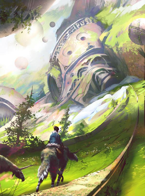 Orb Highlands by JoshEiten