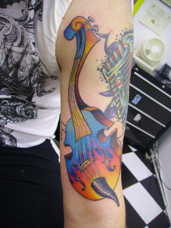 Rockabilly_Bass_Tatoo_by_Dreekzilla