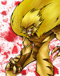 SABRETOOTH COLORED