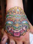 Aztec Hand
