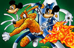 Disney Fantastic Four