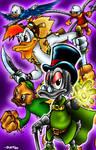 Scrooge McDoom by Dreekzilla