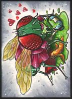 Day 23 Buggy Betty by Dreekzilla