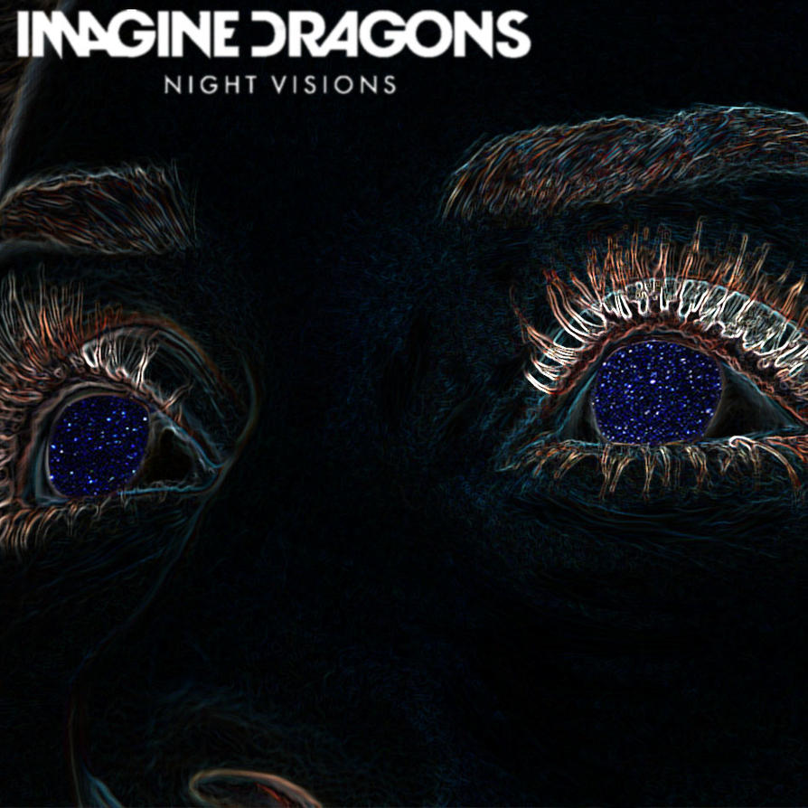Imagine Dragons Night Visions Redesign By Bettafishy On