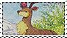 Sawsbuck Stamp