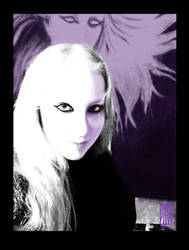 Purple flavor by Mothwomang