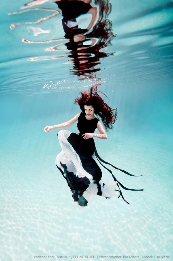 wonderland underwater