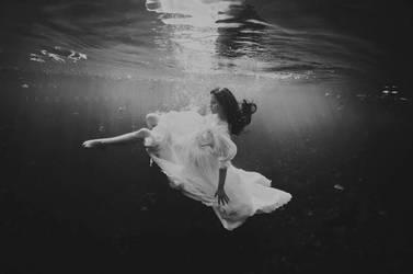 dreaming underwater by CookmePancakes
