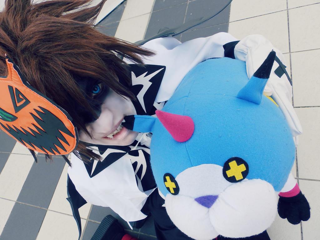 Sora Halloween Cosplay by KunoichiPinkOsaki
